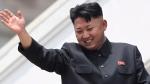 North Korean leader Kim Jong Un in Pyongyang, North Korea, on July 27, 2013. (AP / Wong Maye-E)