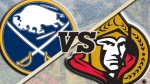 Ottawa Senators vs. Buffalo Sabres