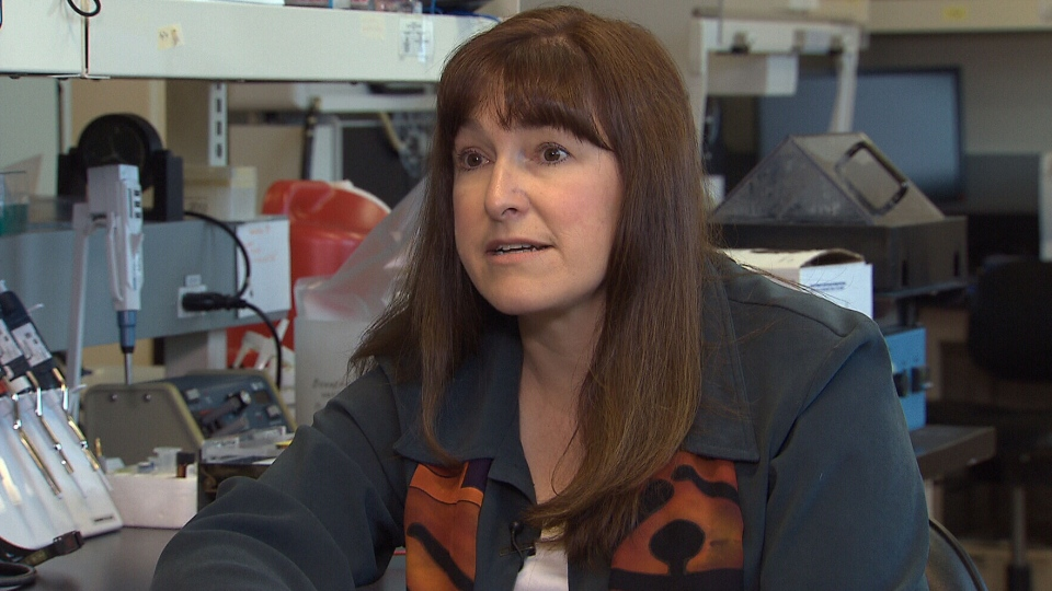 Dr. Gail Graham speaks to CTV News about the Children's Hospital of Eastern Ontario's lawsuit that argues that genes shouldn't be patented.