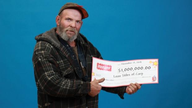 Carp Man Wins 1m In Lottery Ctv Ottawa News
