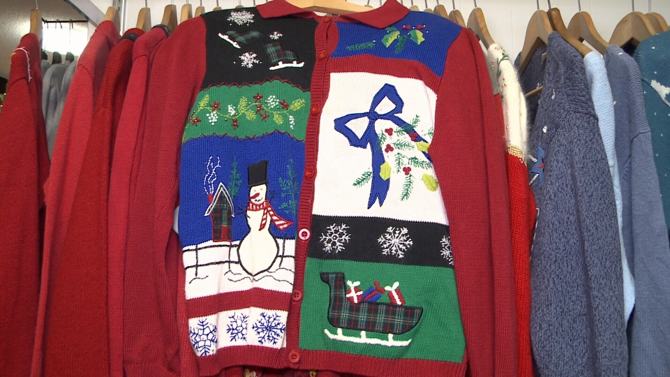 Ugly Christmas sweaters are all the rage | CTV Ottawa News