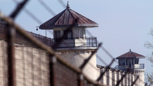 The Kingston Penitentiary, shown in an April 19, 2012 photo, has housed some of Canada's most notorious killers. (Lars Hagberg/The Canadian Press)