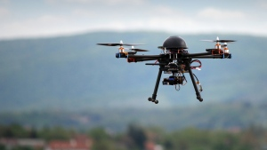 Tips for flying unmanned aircraft include flying below 400 feet and staying away from airports. (risteski goce/shutterstock.com)