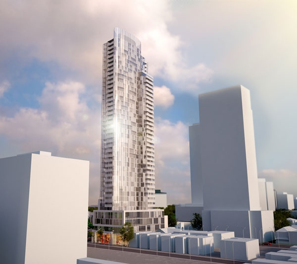 Gas Prices Map >> Ottawa's tallest building planned for Little Italy | CTV ...