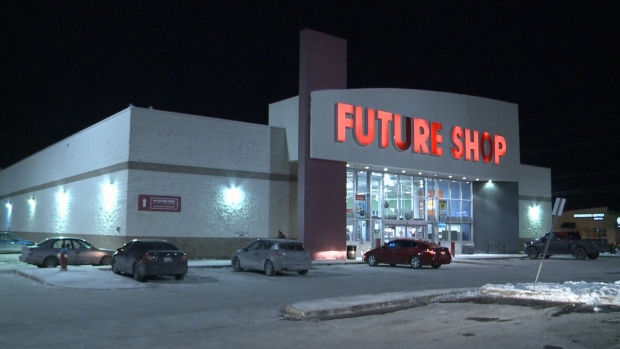 The Future Shop in Gloucester is closing its doors after the company chose not to renew the lease on the property. (CTV Ottawa, January 27, 2015)