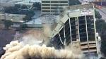 Xerox building demolished