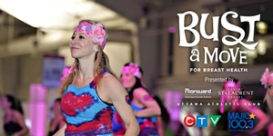 Ottawa Regional Cancer Foundation: Bust-A-Move