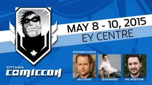 Win deluxe passes to Ottawa Comiccon!