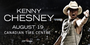 Beat the Box office: Kenny Chesney