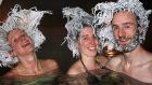 Canada AM: Frozen hair contest