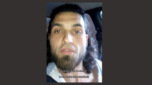 Portion of Ottawa gunman video released by RCMP