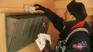 Canadian Union of Postal Workers have objected to delivering the newsletter
