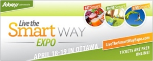 Live the Smart Way Expo Taser
