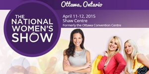 Win Tickets to The National Women's Show!