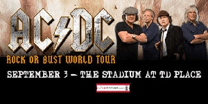 AC/DC's Rock or Bust World Tour