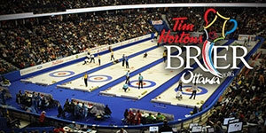 Curling's biggest event, The 2016 Tim Hortons Brier,  will return to Ottawa March 5-13, 2016 at TD Place.