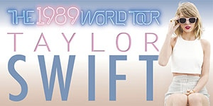 Win a Pair of 100-Level Tickets to Taylor Swift