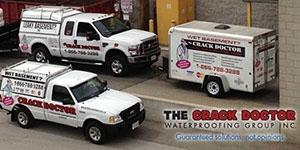 The Crack Doctor Basement Waterproofing Contest