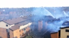 MyNews: Firefighters put out fire in Ottawa