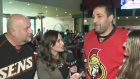 CTV Ottawa: Fan-damonium at Sens House
