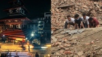 Before and After in Nepal