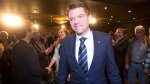Alberta Wildrose leader Brian Jean in Fort McMurray, Alta., on May 5, 2015. (THE CANADIAN PRESS / Jason Franson)