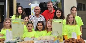 Cardel Homes Great Canadian Lemonade Standemonium presented by Palladium Insurance