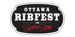 Ottawa Ribfest on Sparks Street