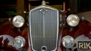 Vintage cars preserve a part of history