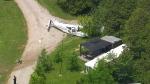 CTV Ottawa: Residents survive a plane crash