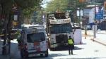 CTV Vancouver: Woman killed in garbage truck crash