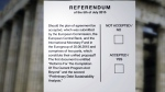 CTV National News: Eve of referendum in Greece