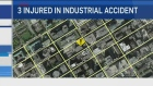 CTV Ottawa: Three men injured at construction site