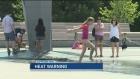 CTV Ottawa: Battling the sizzling heat warning