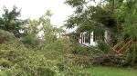 Tornado's wrath seen across Manitoba