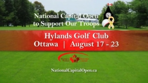 National Capital Open to Support Our Troops