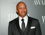 In this Nov. 5, 2014 file photo, Dr. Dre attends the WSJ Magazine 2014 Innovator Awards at MoMA in New York. (Invision / Andy Kropa)