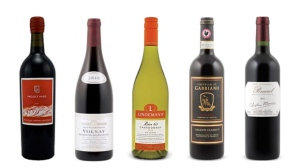 Wines of the week -  August 24, 2015