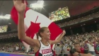 CTV Ottawa: Silver medal for Melissa Bishop