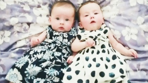 CTV Regina: Family raises funds for twins