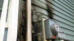 CTV Saskatoon: Saskatoon home hit by lightning