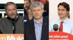 Day 32: Leaders fight for gains in Ontario, Quebec