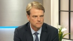 Immigration Minister Chris Alexander appears on Canada AM from CTV studios in Toronto, Friday, Sept. 4, 2015.
