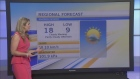 CTV Morning Live Weather Oct 6