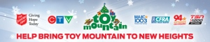 Toy Mountain Mobile Banner