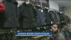 CTV Ottawa: Stolen Canada Goose coats