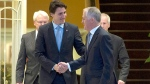CTV News Channel: Trudeau at  Commonwealth meeting