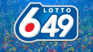 Lotto 649 winner - Generic