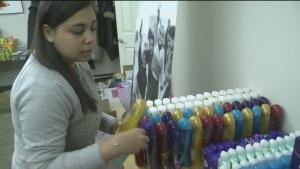 CTV Ottawa: Boxes for refugees