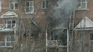 CTV Ottawa: Suspicious fire in Orleans